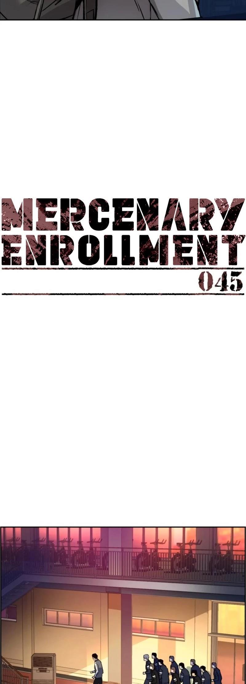 Mercenary Enrollment Chapter 45 page 8 - Mangakakalots.com