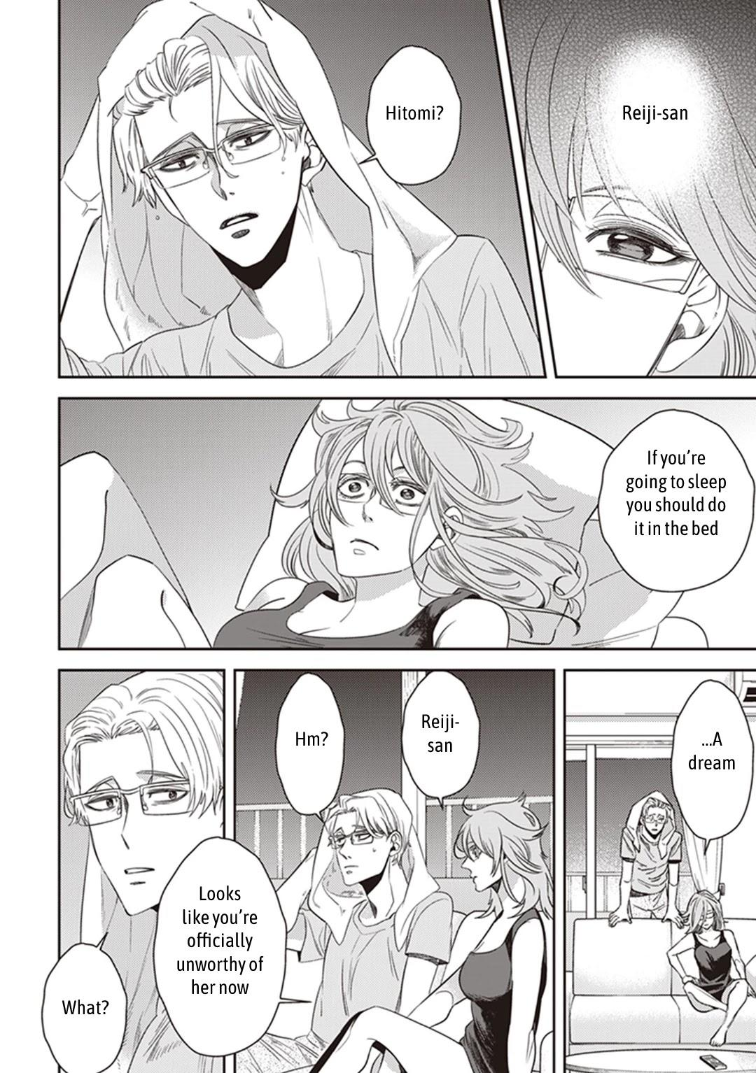 Midnight Occult Civil Servants Chapter 43: The Water God's Son-In-Law (Part 2) page 34 - Mangakakalots.com