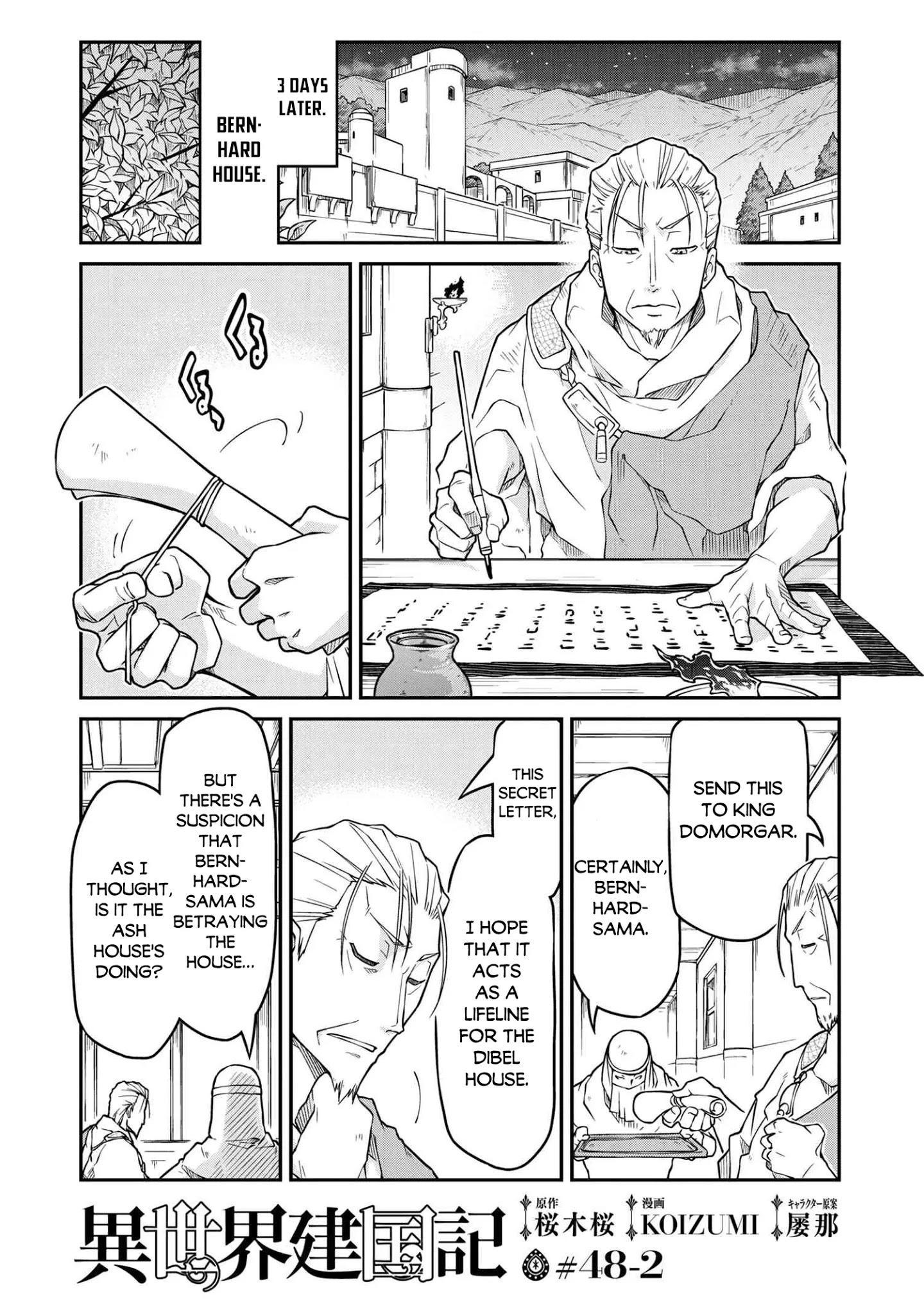 Isekai Kenkokuki Chapter 48.2 page 2 - Mangakakalots.com