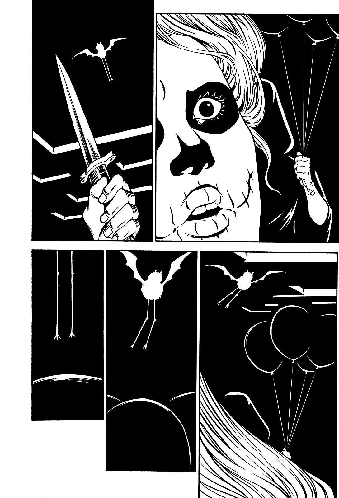 Deathco Vol.1 Chapter 3 : Reapers 3 page 24 - Mangakakalots.com