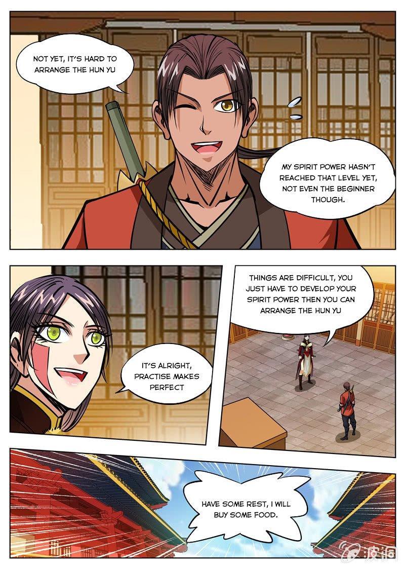 Greatest Sword Immortal Chapter 166.1 page 4 - Mangakakalots.com