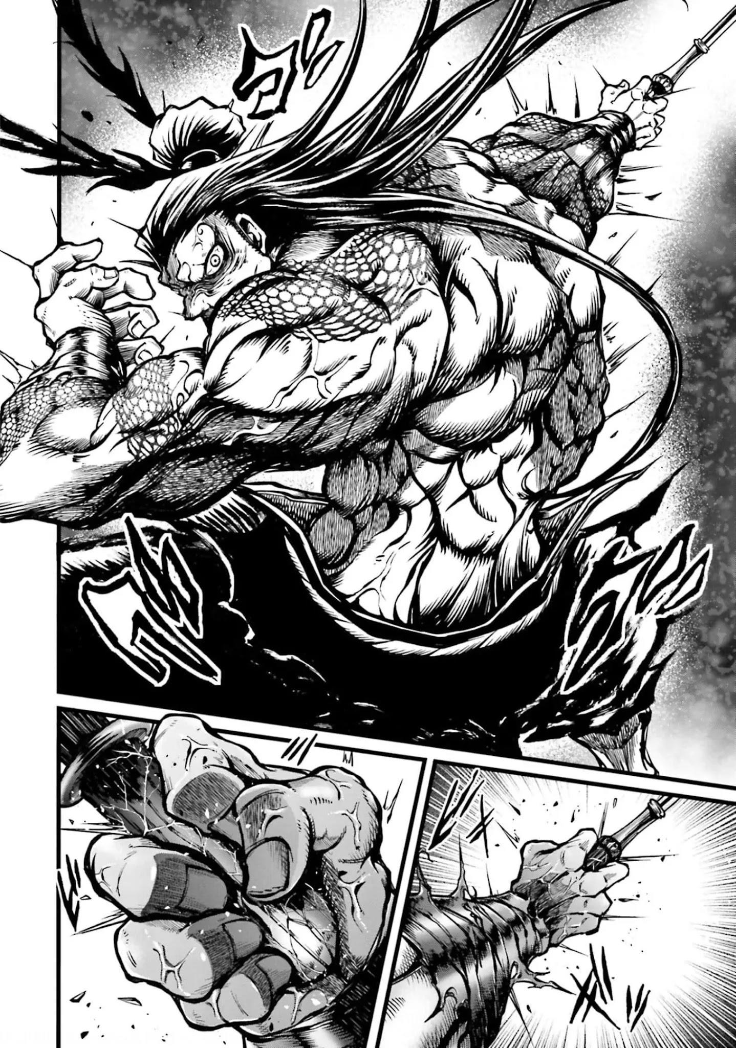 Shuumatsu No Valkyrie: The Legend Of Lu Bu Fengxian Chapter 8 page 25 - Mangakakalots.com