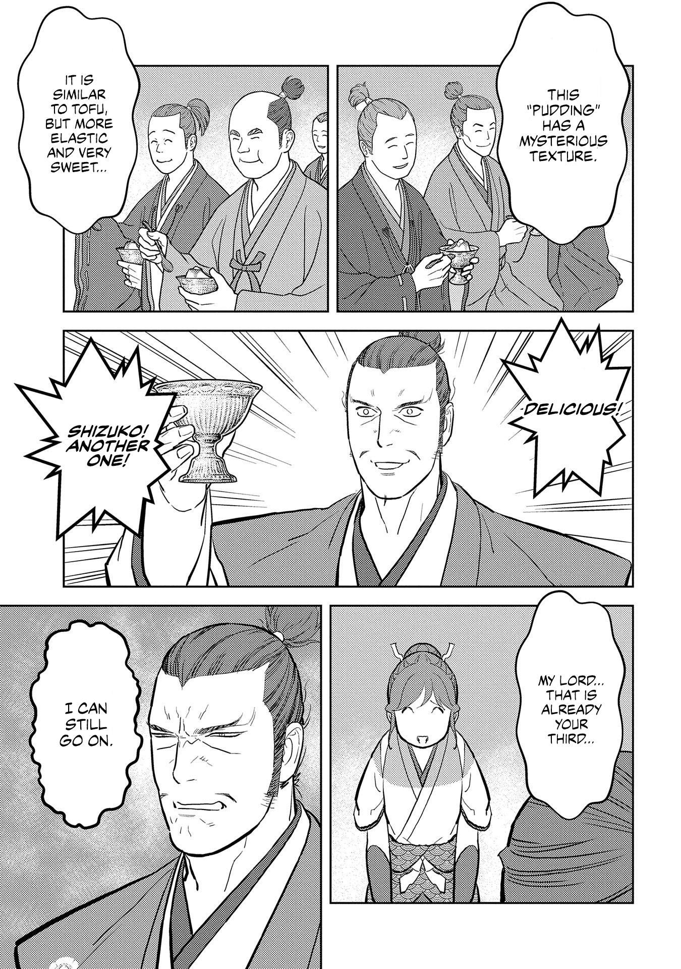 Sengoku Komachi Kurou Tan! Chapter 40 page 15 - Mangakakalots.com