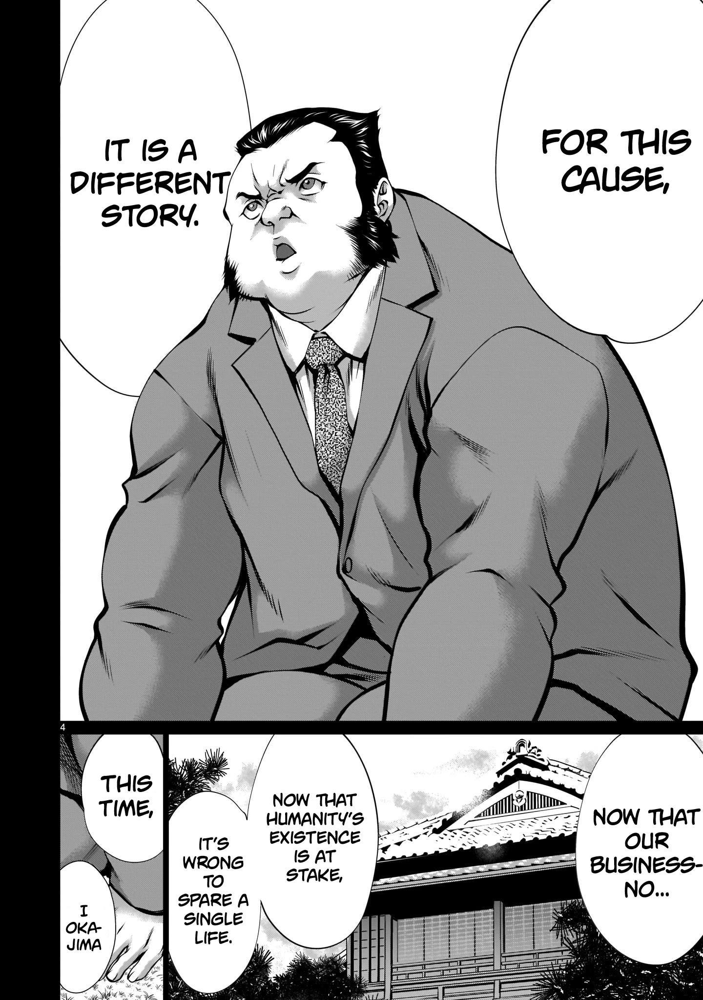 "Killing Bites Chapter 88: ""honestly, I'm Disappointed..."" page 4 - Mangakakalots.com"