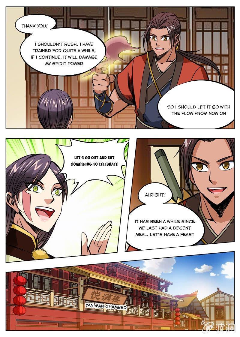 Greatest Sword Immortal Chapter 166.1 page 8 - Mangakakalots.com