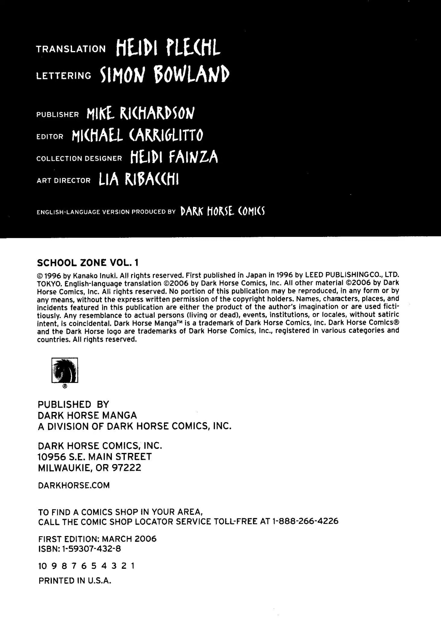 School Zone Vol.1 Chapter 5: Another Reiko-San page 41 - Mangakakalots.com