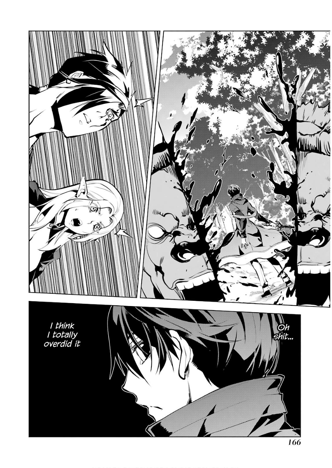 Tensei Kenja No Isekai Raifu ~Daini No Shokugyo Wo Ete, Sekai Saikyou Ni Narimashita~ Vol.5 Chapter 15: I Was Being Pursued page 41 - Mangakakalots.com