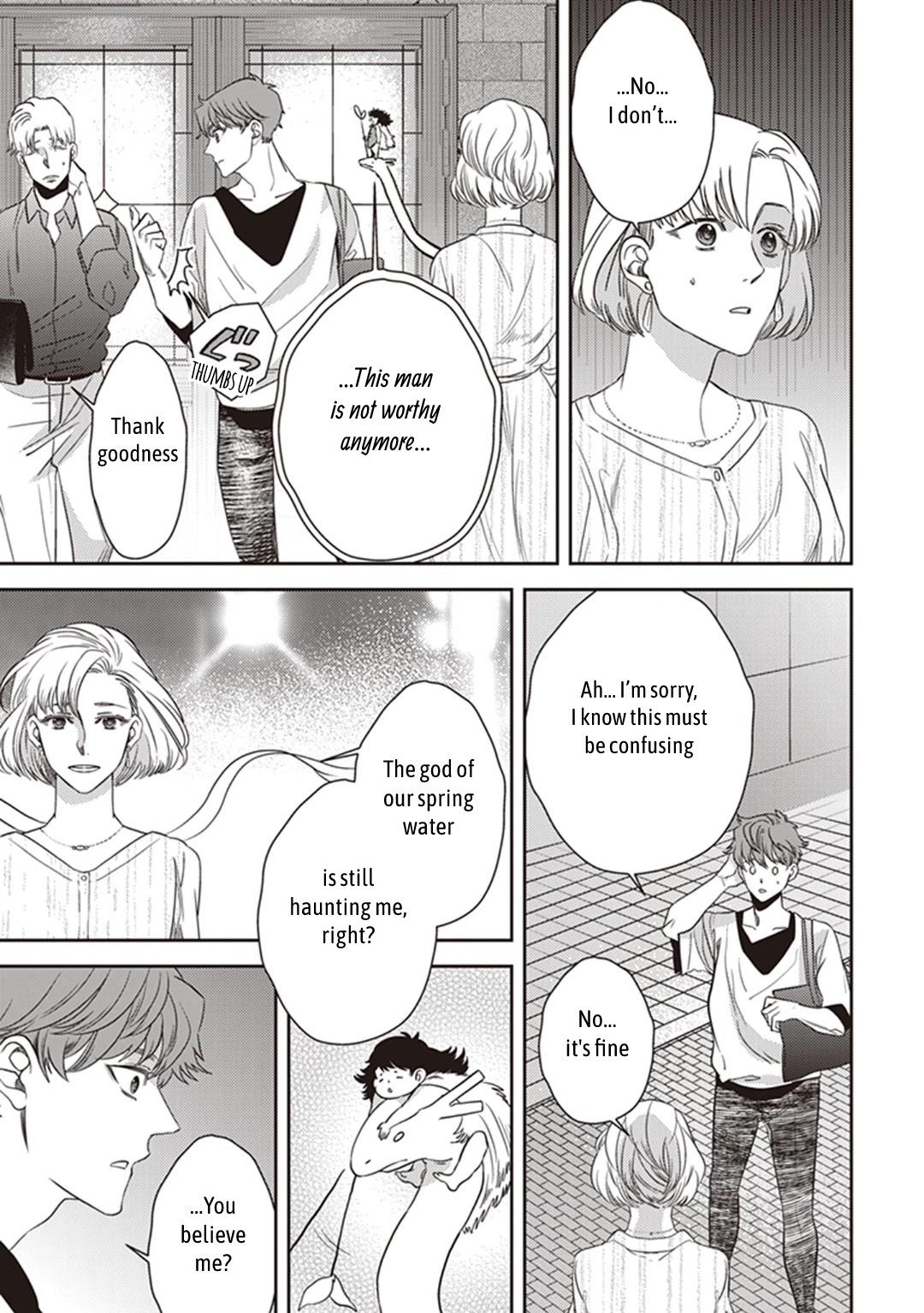 Midnight Occult Civil Servants Chapter 43: The Water God's Son-In-Law (Part 2) page 25 - Mangakakalots.com
