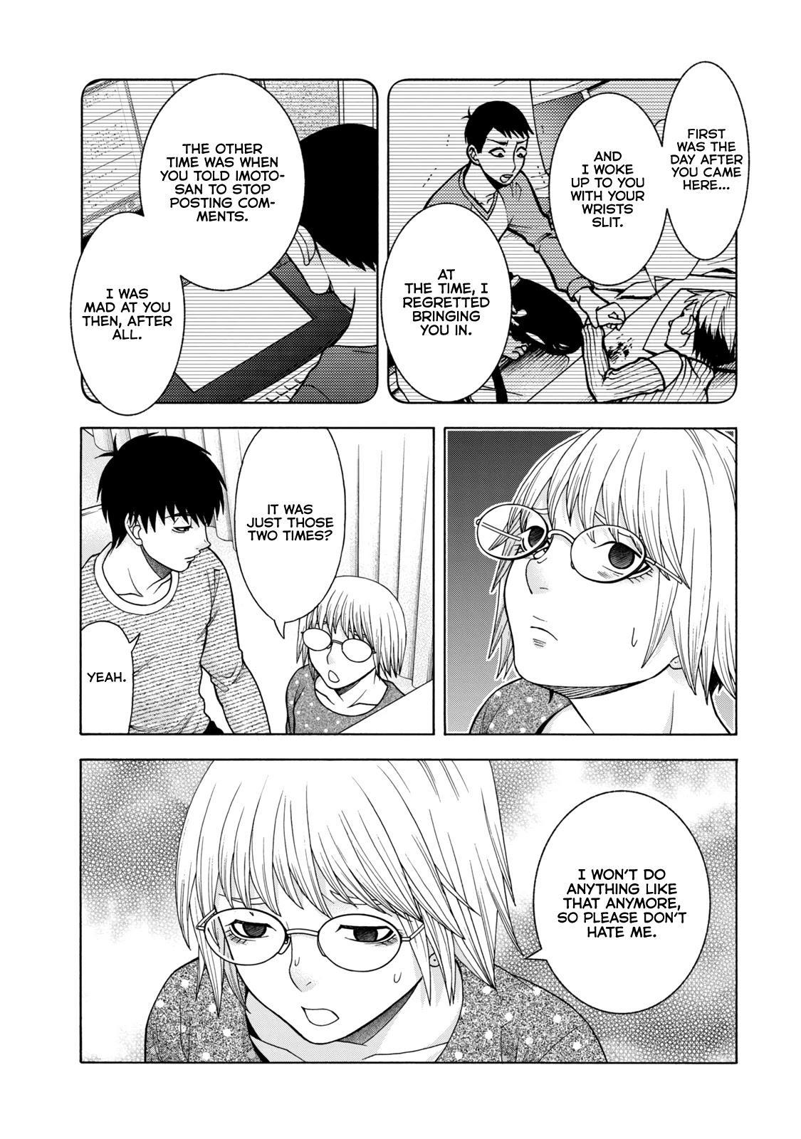 Asper Girl Chapter 45: Reality Confusion page 15 - Mangakakalots.com