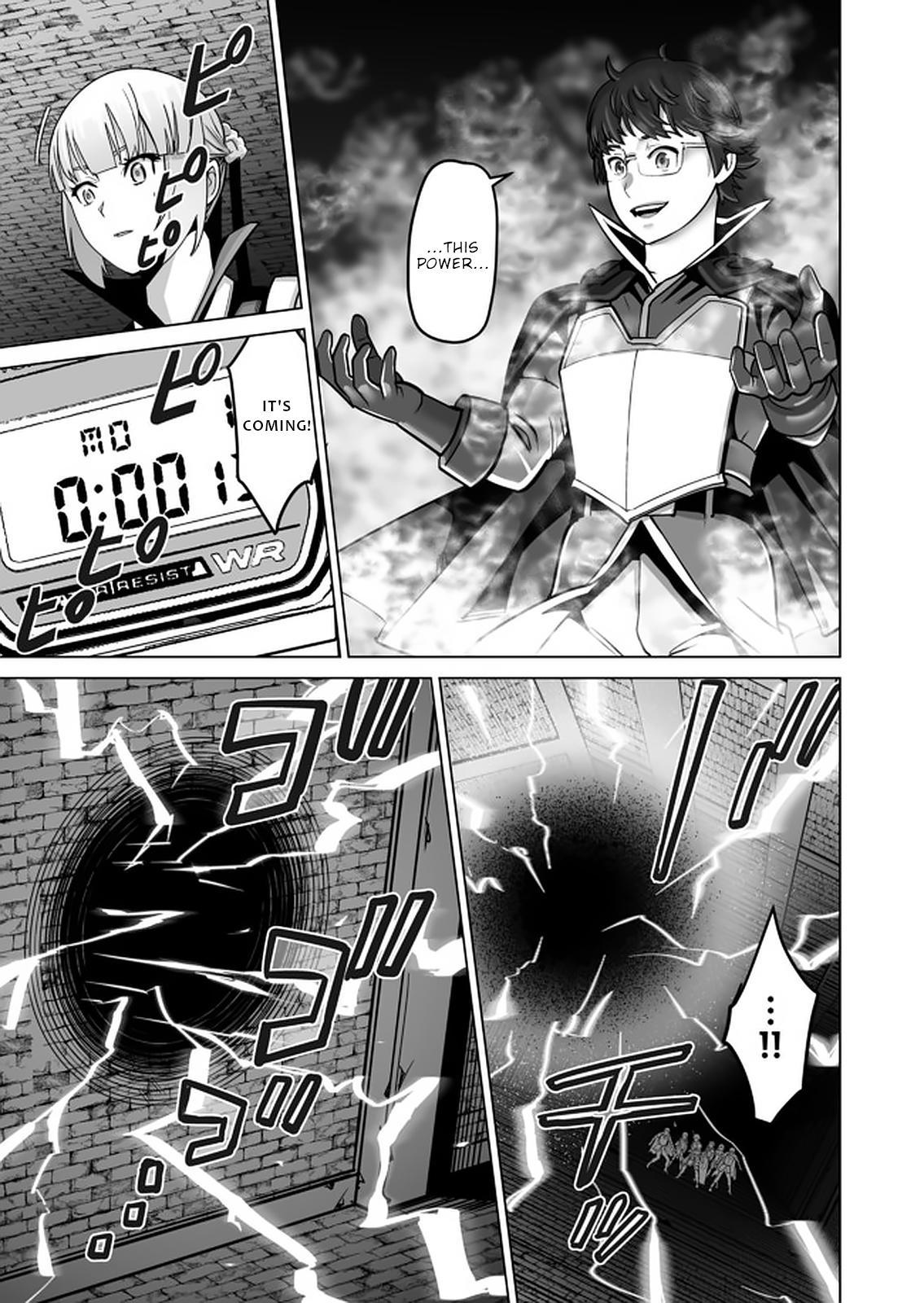 Sen No Sukiru O Motsu Otoko Chapter 36 page 14 - Mangakakalots.com