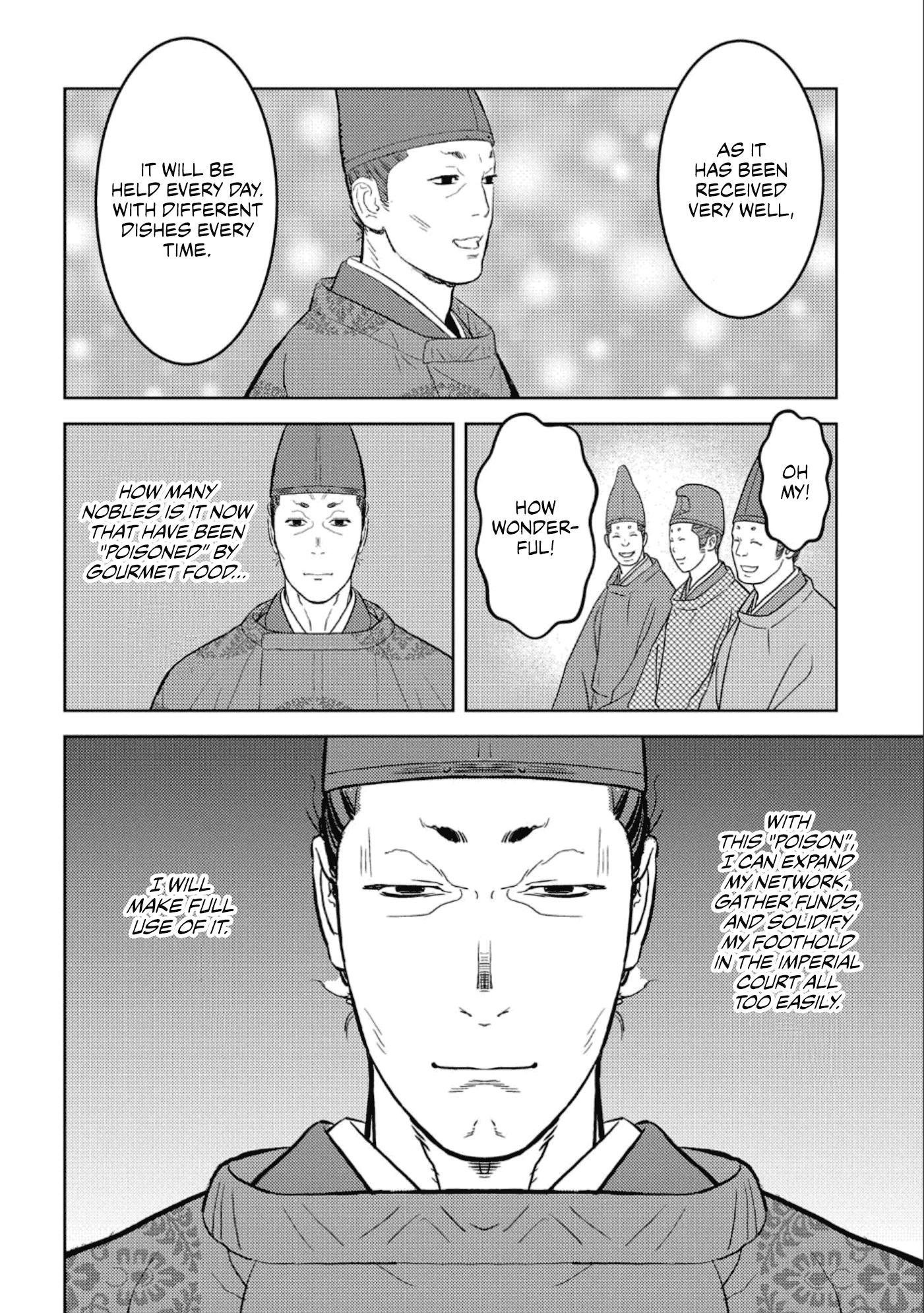 Sengoku Komachi Kurou Tan! Chapter 41 page 17 - Mangakakalots.com