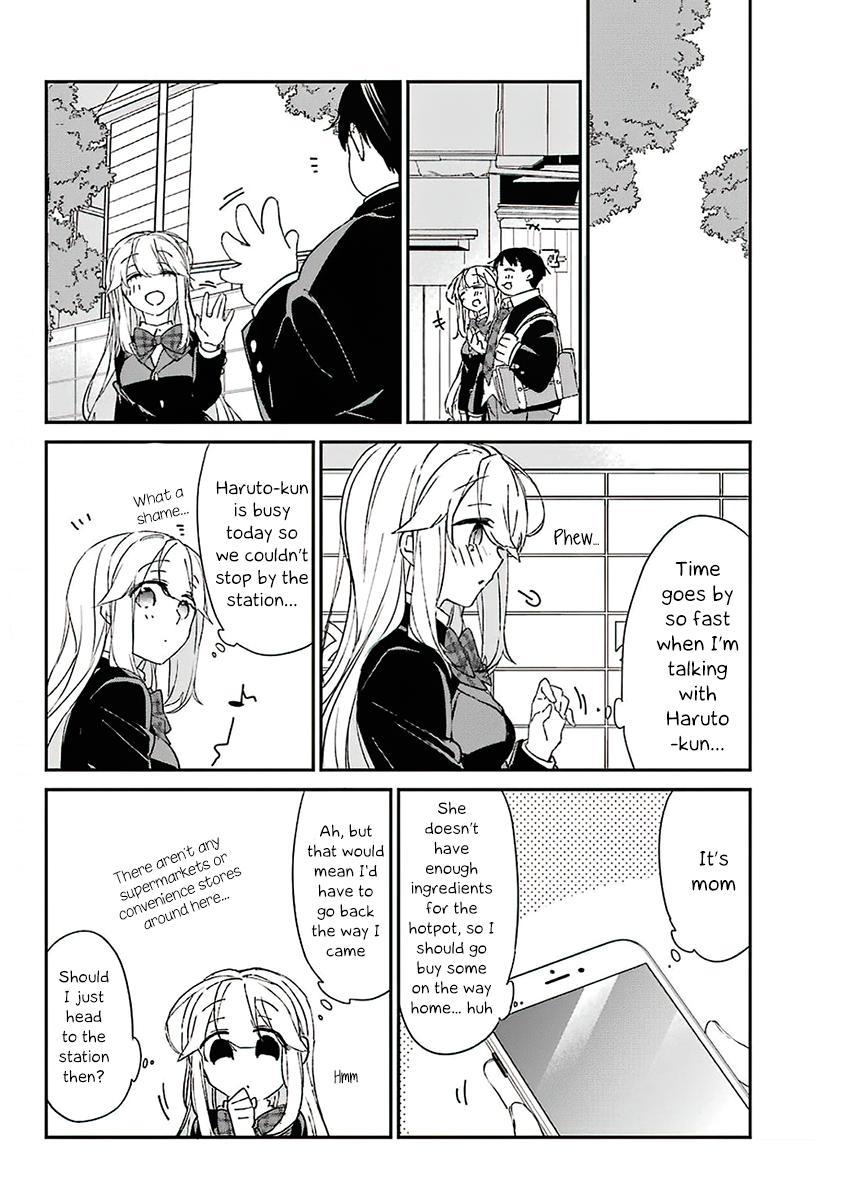 Asahina Wakaba To Marumaru Na Kareshi Chapter 8 page 23 - Mangakakalots.com