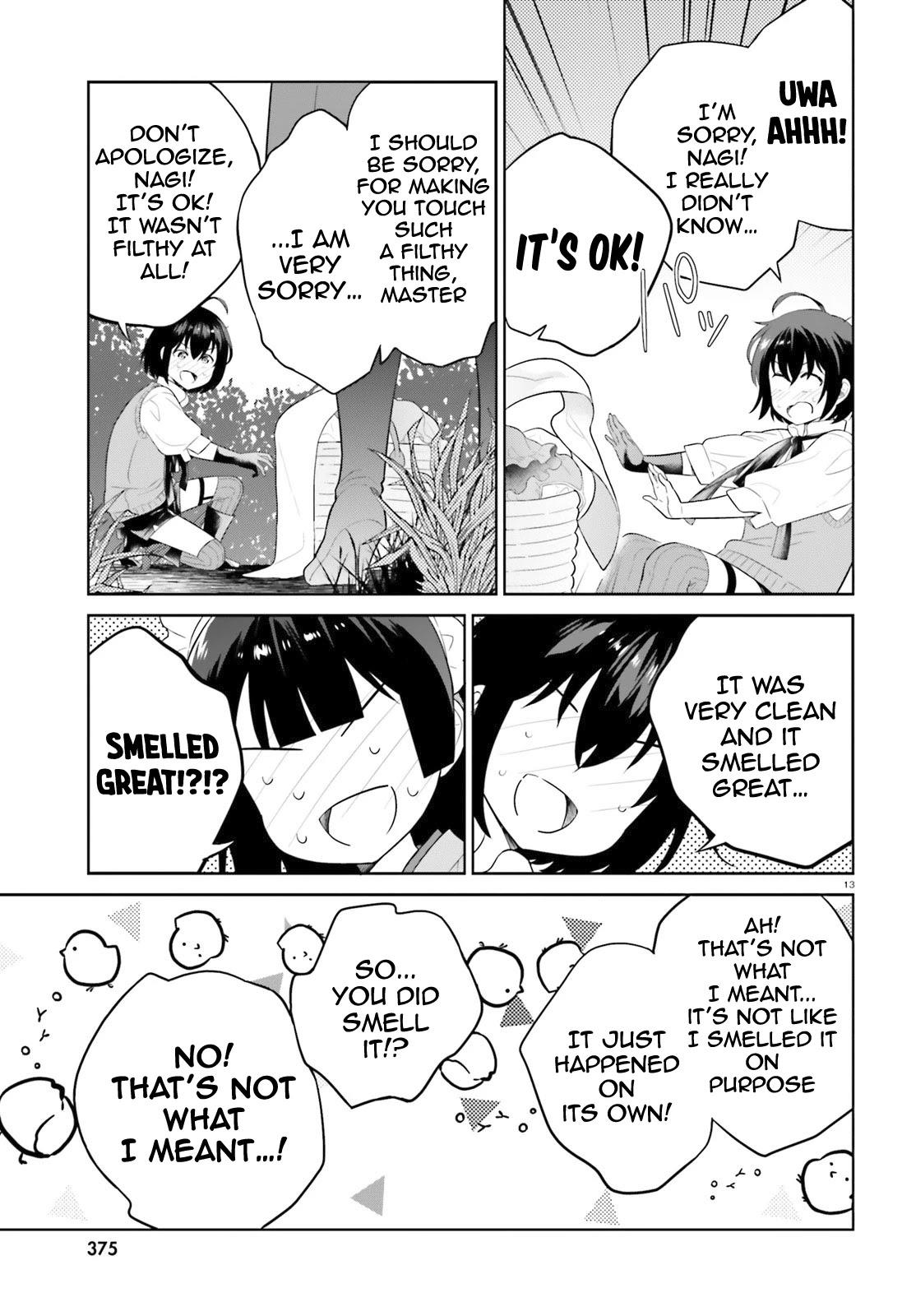Shindou Yuusha To Maid Onee-San Chapter 14 page 13 - Mangakakalots.com