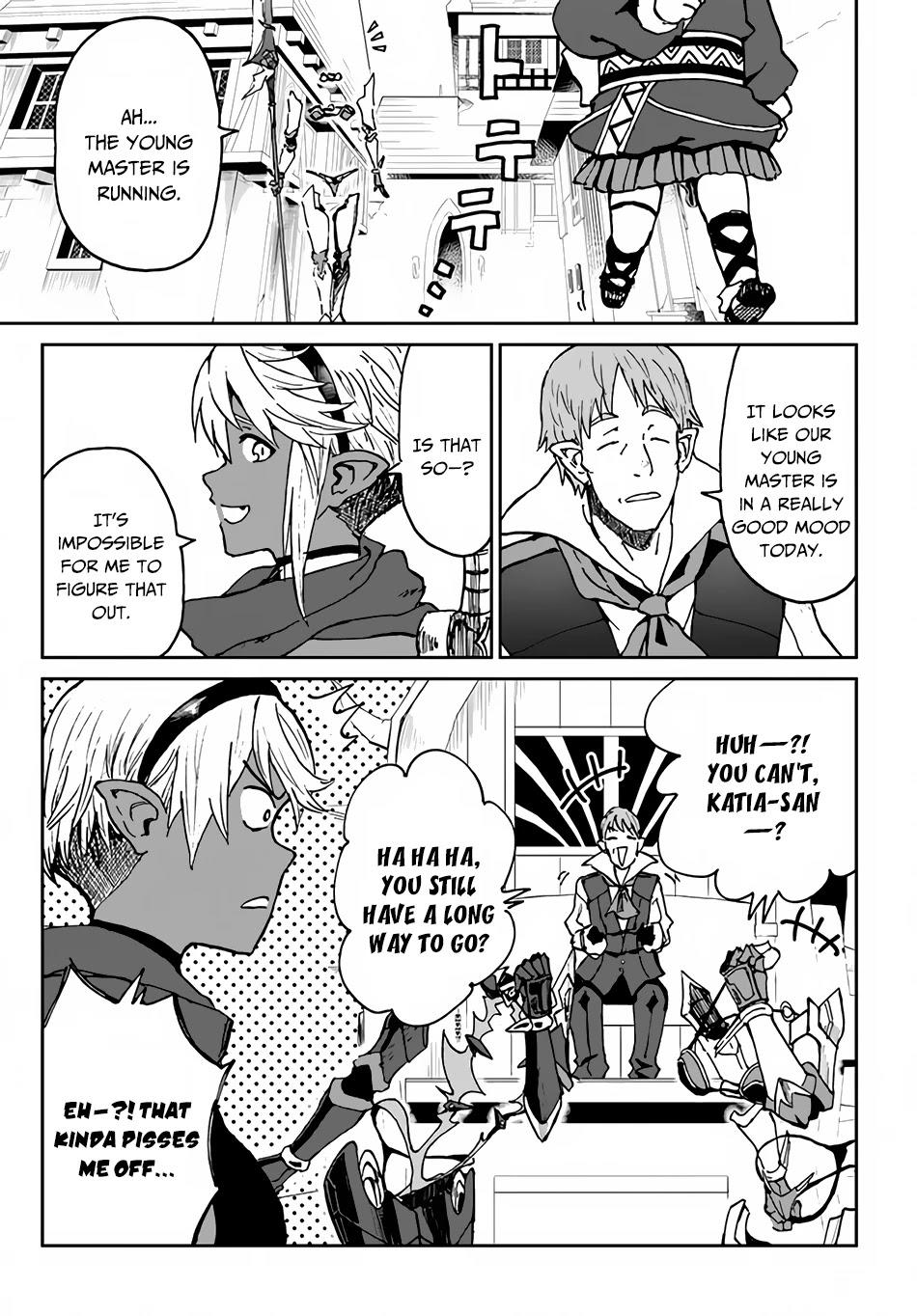 The Death Mage Who Doesn't Want A Fourth Time Chapter 26 page 28 - Mangakakalots.com