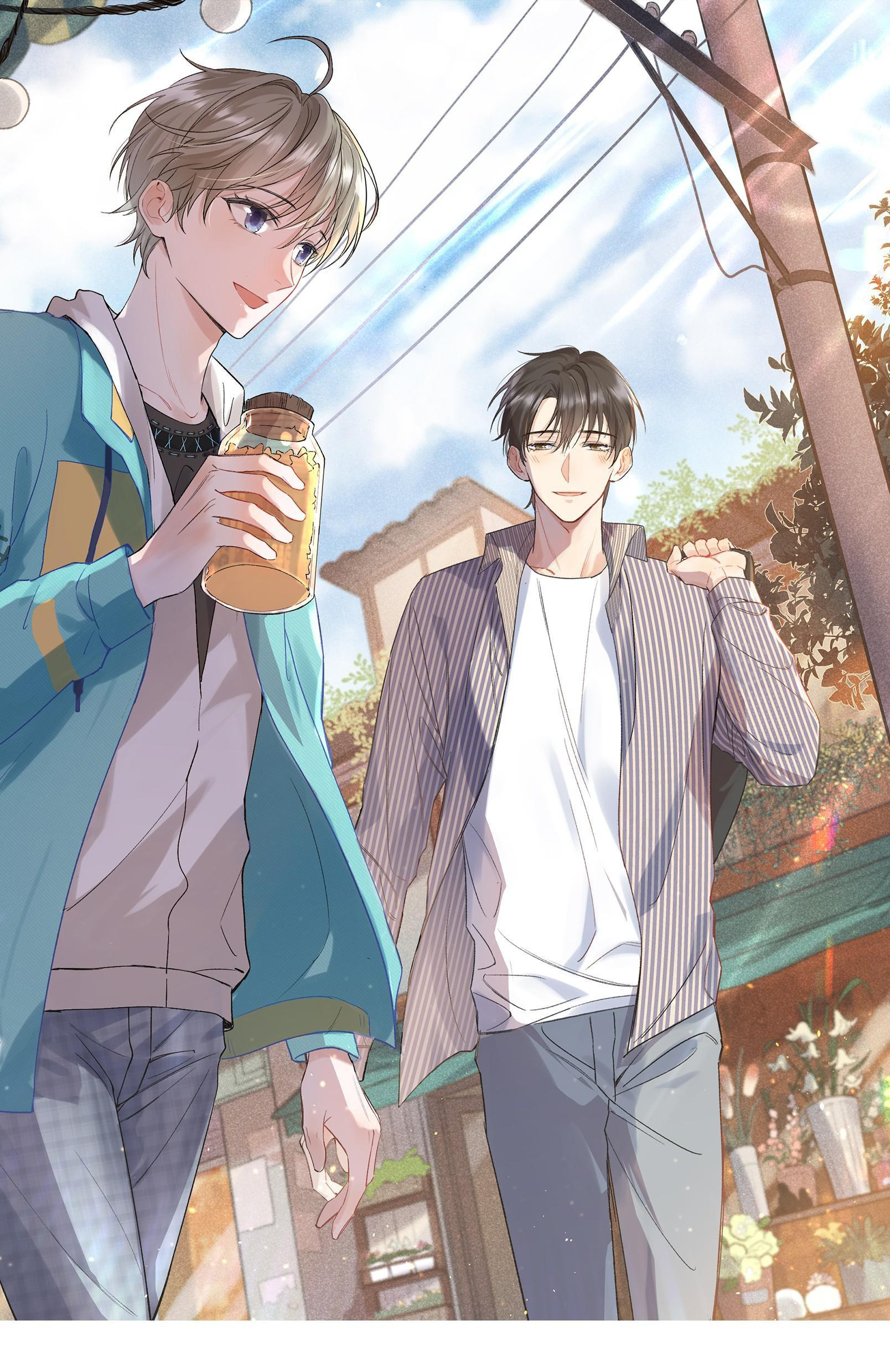 Falling To Where I Belong Chapter 21: Do You Have Feelings For Me? page 1 - Mangakakalots.com