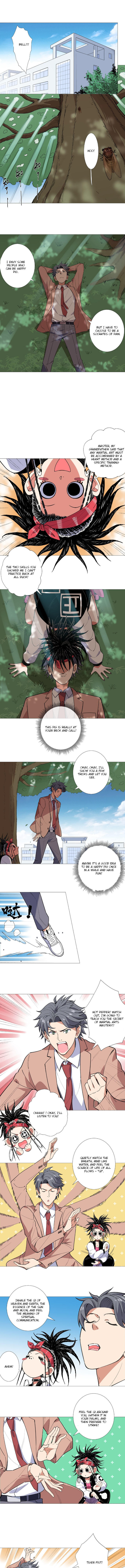 The Supreme Almighty Master Chapter 19 page 5 - Mangakakalots.com