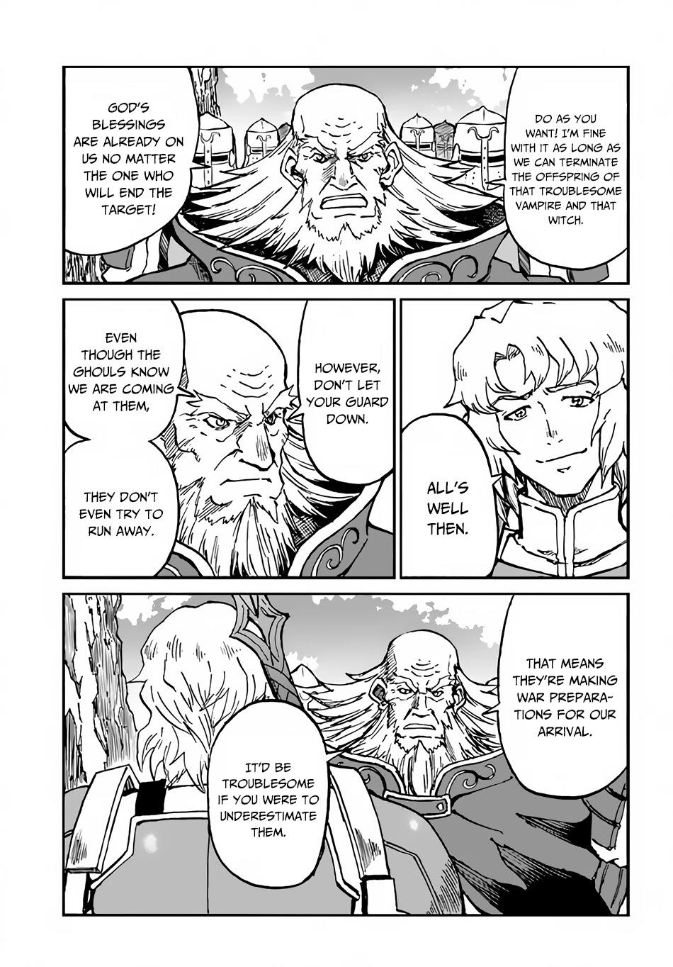 The Death Mage Who Doesn't Want A Fourth Time Chapter 26 page 4 - Mangakakalots.com