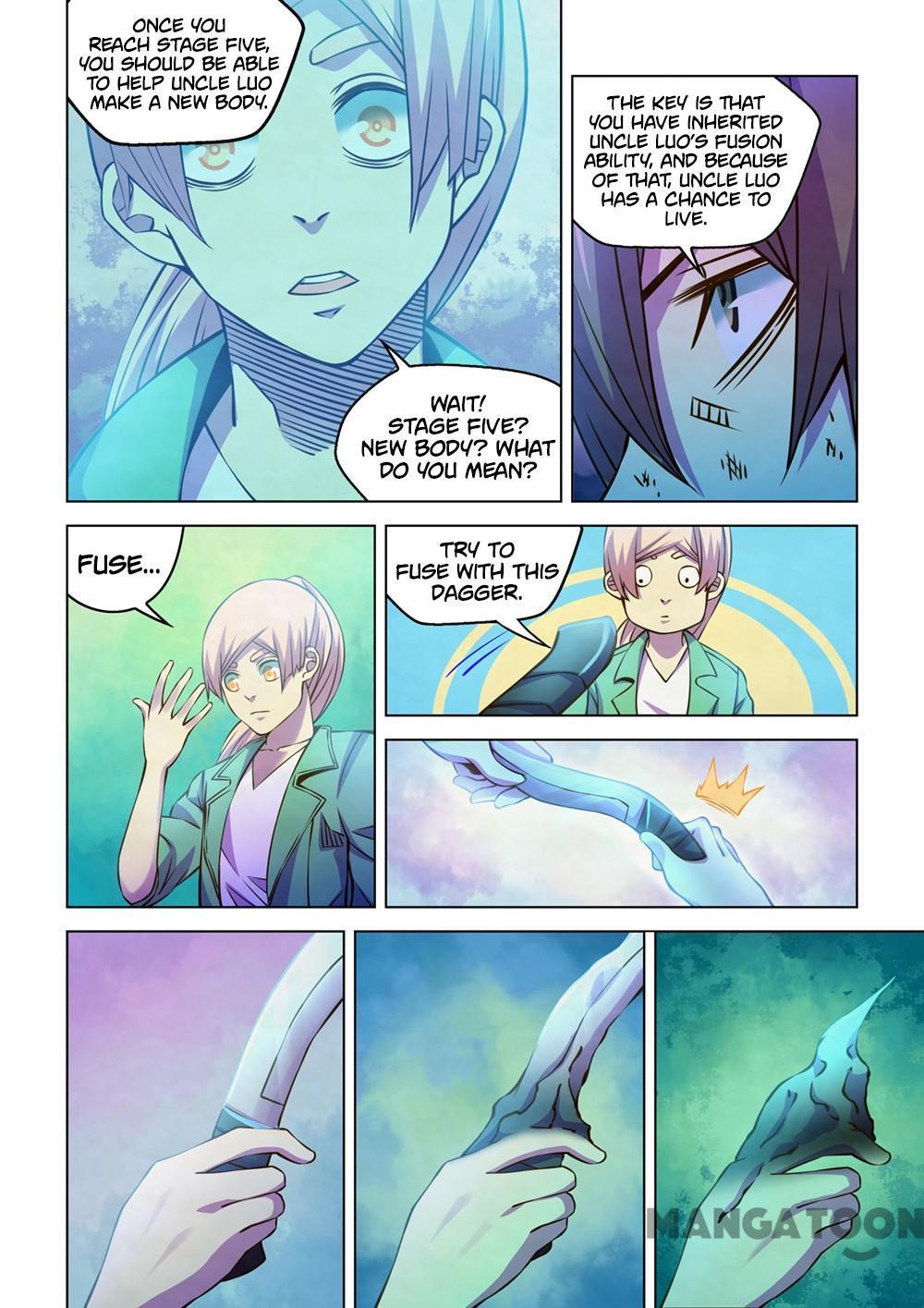 Moshi Fanren Chapter 245 page 3 - Mangakakalots.com