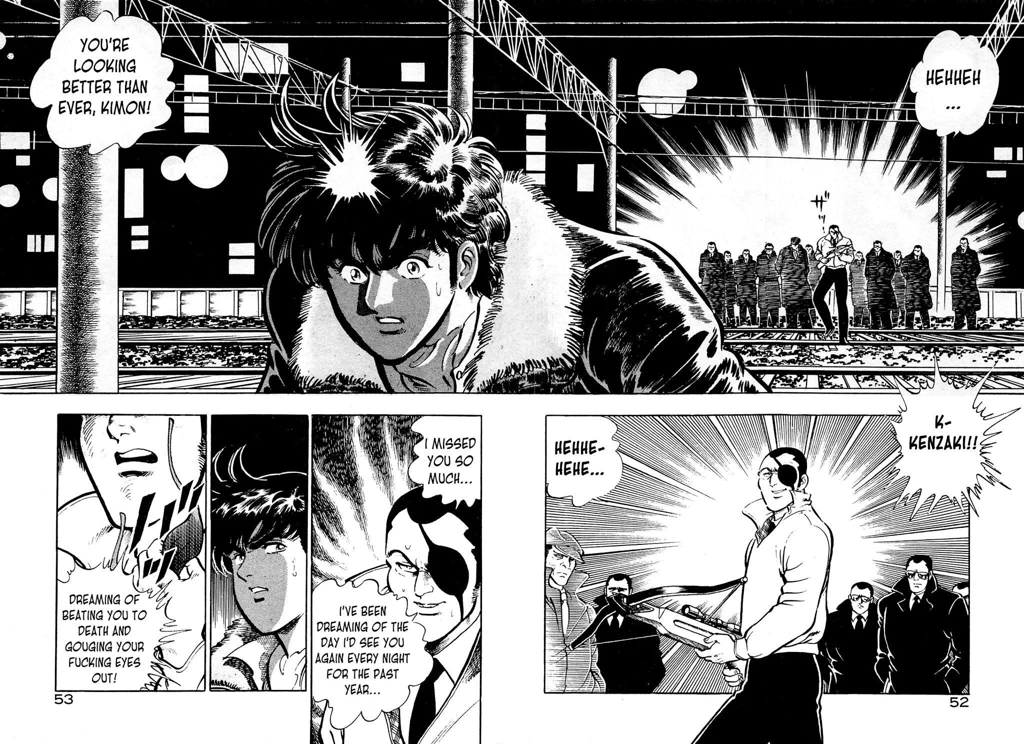 Karate Apocalypse Chapter 8: Secret Fist page 29 - Mangakakalots.com