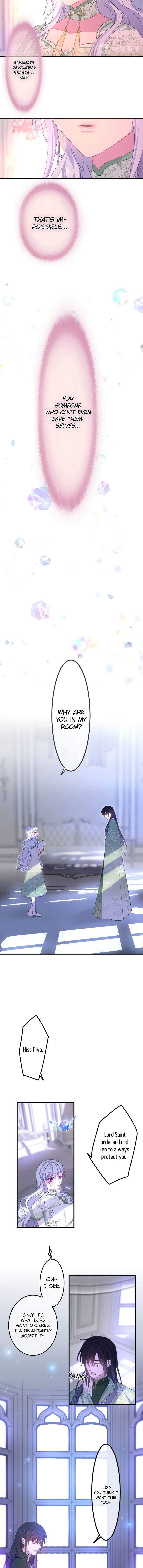 Monster: The Quiet Beast'S Warmth Chapter 3 page 7 - Mangakakalots.com