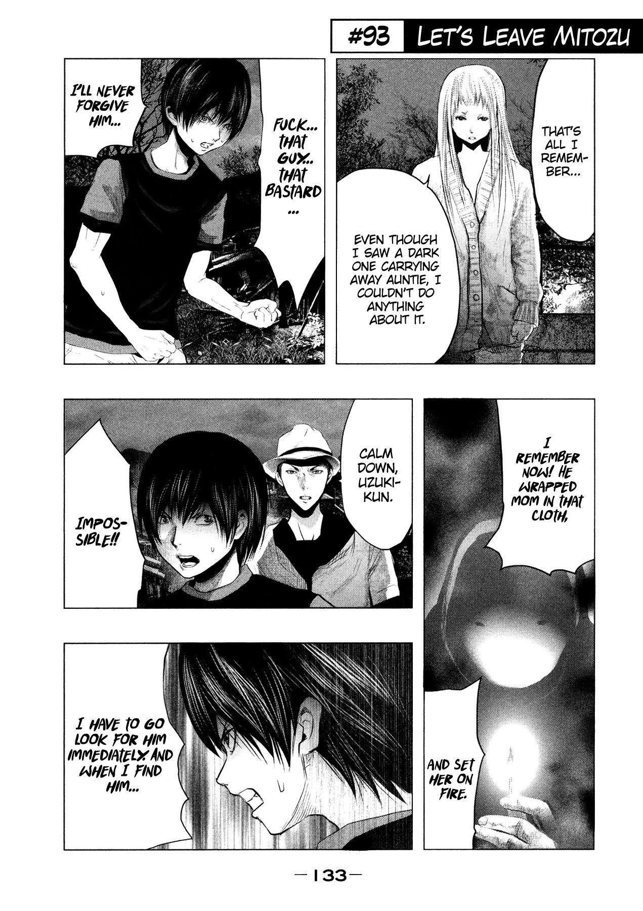 Kasouba No Nai Machi Ni Kane Ga Naru Toki Chapter 93: Let's Leave Mitozu page 2 - Mangakakalots.com