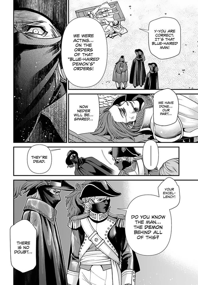 "Isekai Yakkyoku Chapter 35.2: Returning To The Capital"" (Part 2) page 21 - Mangakakalots.com"