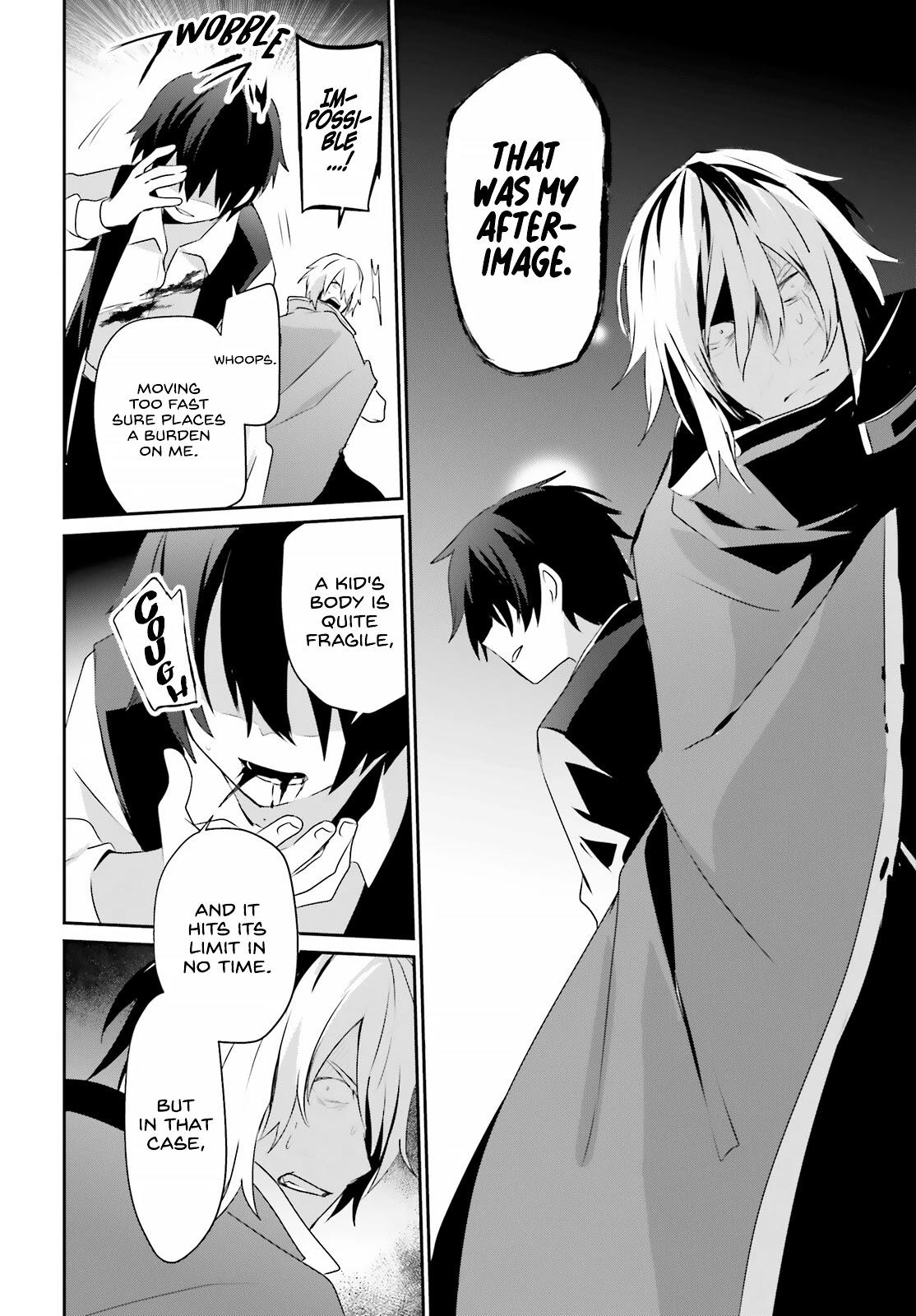 The Eminence In Shadow Chapter 33 page 21 - Mangakakalot