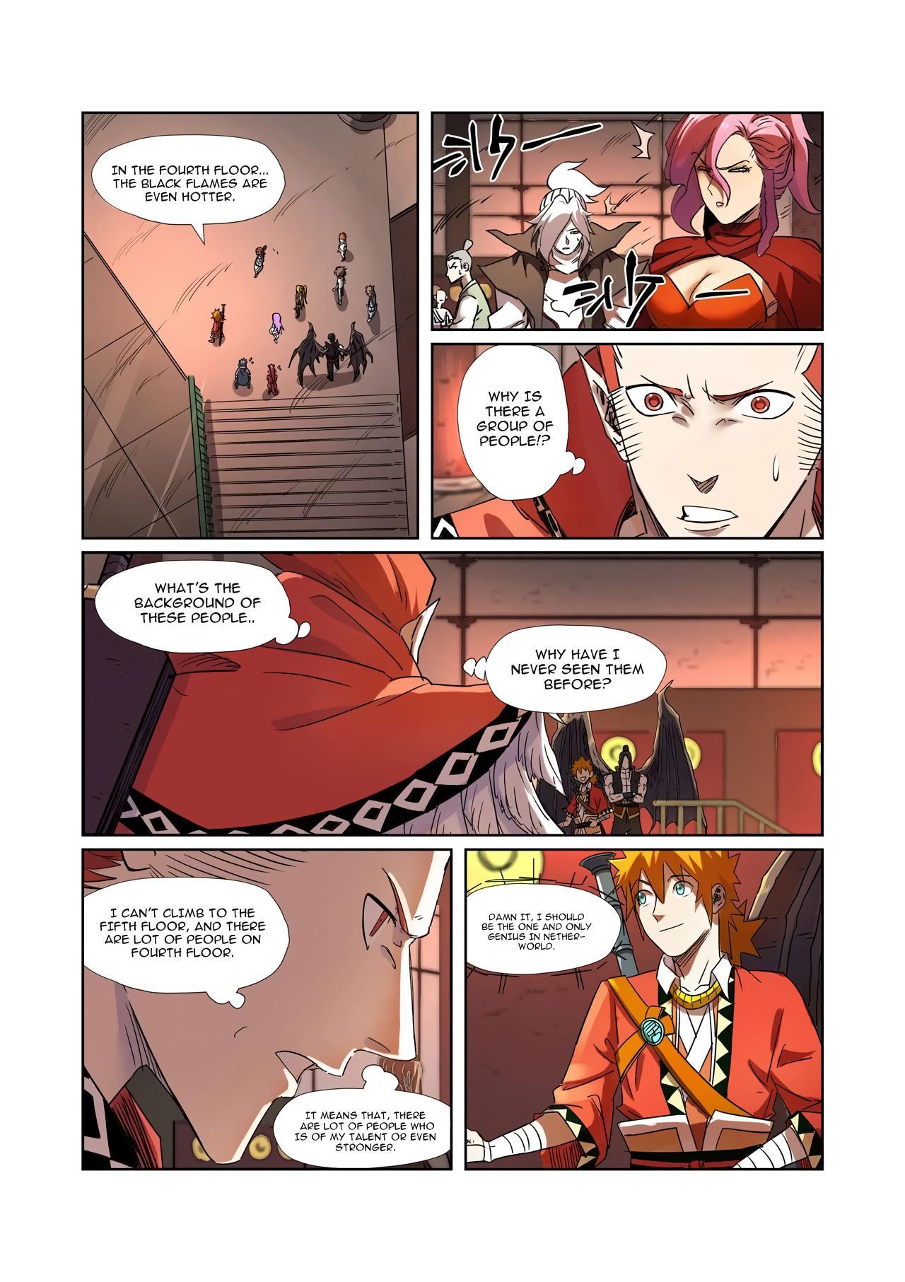 Tales Of Demons And Gods Chapter 281 page 3 - Mangakakalots.com