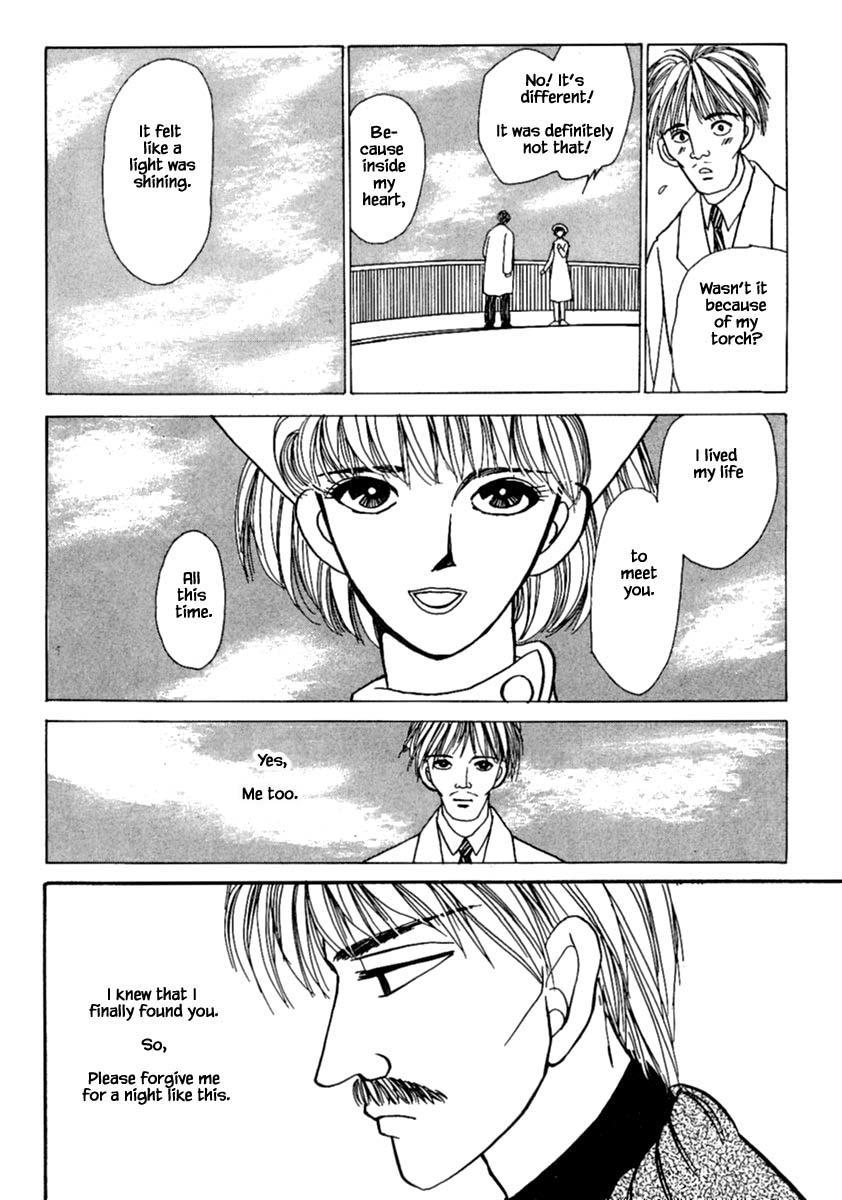 Shi To Kanojo To Boku Chapter 10.1 page 36 - Mangakakalots.com