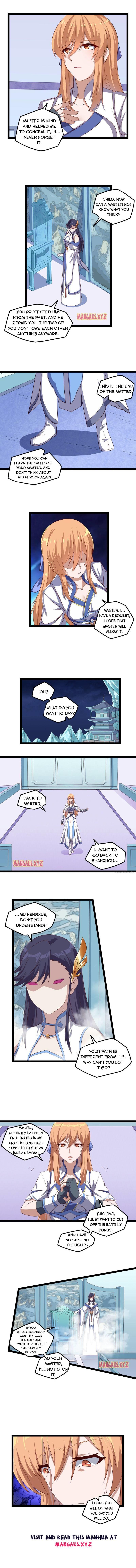 Trample On The River Of Immortality Chapter 165 page 3 - Mangakakalots.com
