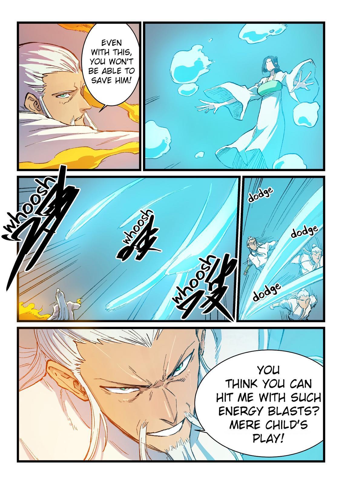 Star Martial God Technique Chapter 406 page 8 - Mangakakalots.com