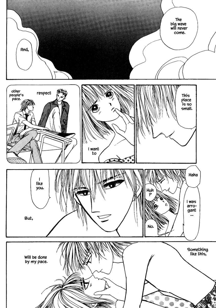 Shi To Kanojo To Boku Chapter 12.1 page 32 - Mangakakalots.com