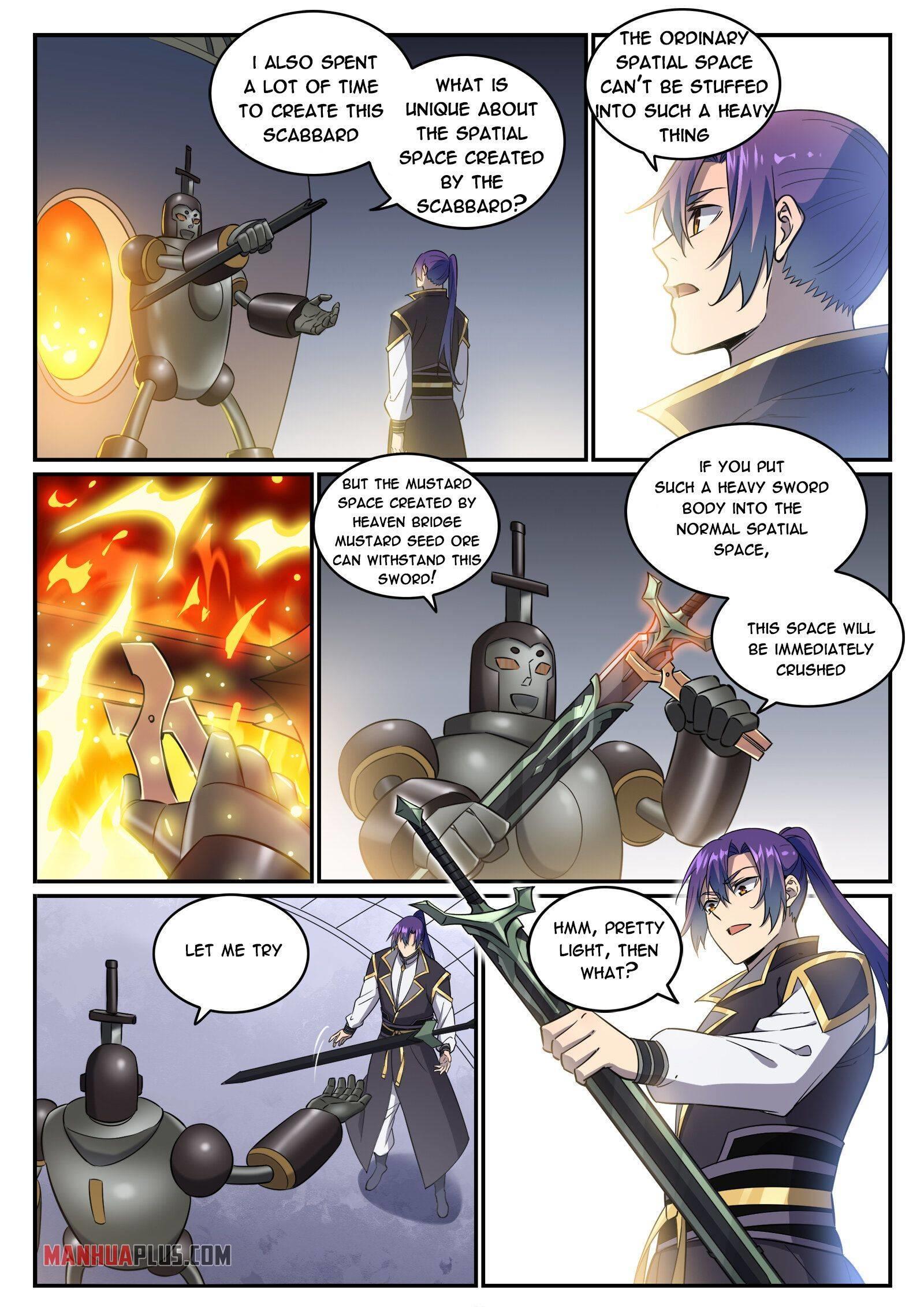Apotheosis Chapter 780 page 9 - Mangakakalots.com