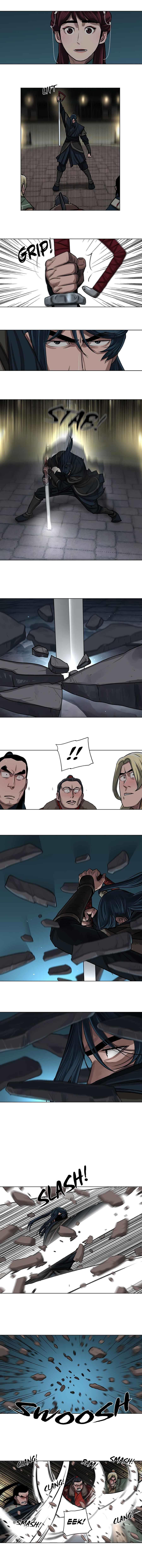 Escort Warrior Chapter 25 page 7 - Mangakakalots.com