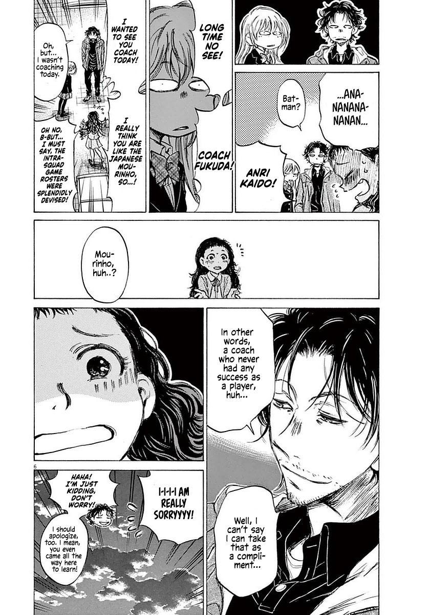 Ao Ashi Vol.4 Chapter 35: Hana's Recollectiom page 6 - Mangakakalots.com