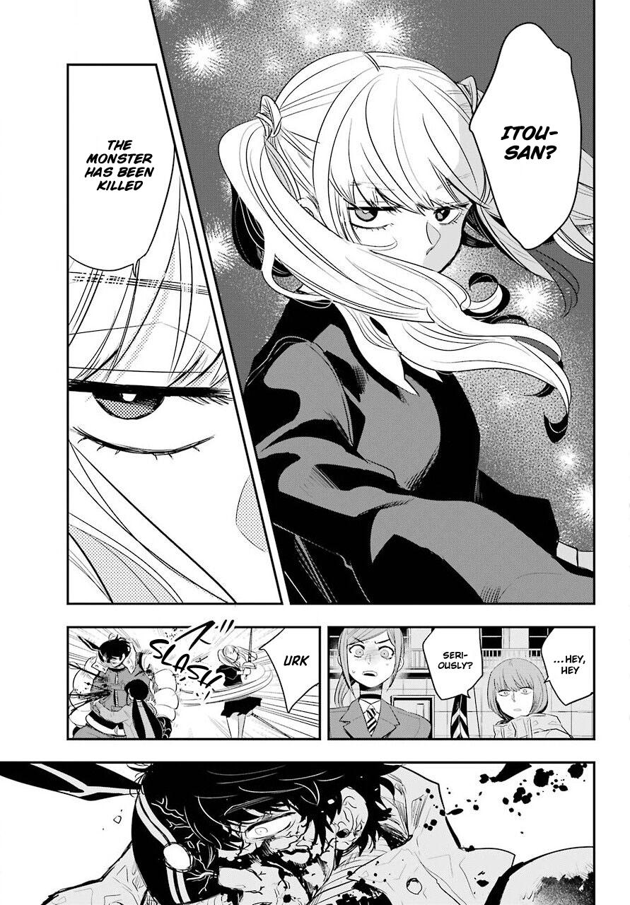 Monstaboo Chapter 11: The Girl And The Secret Of Her Disappointed Love page 35 - Mangakakalots.com