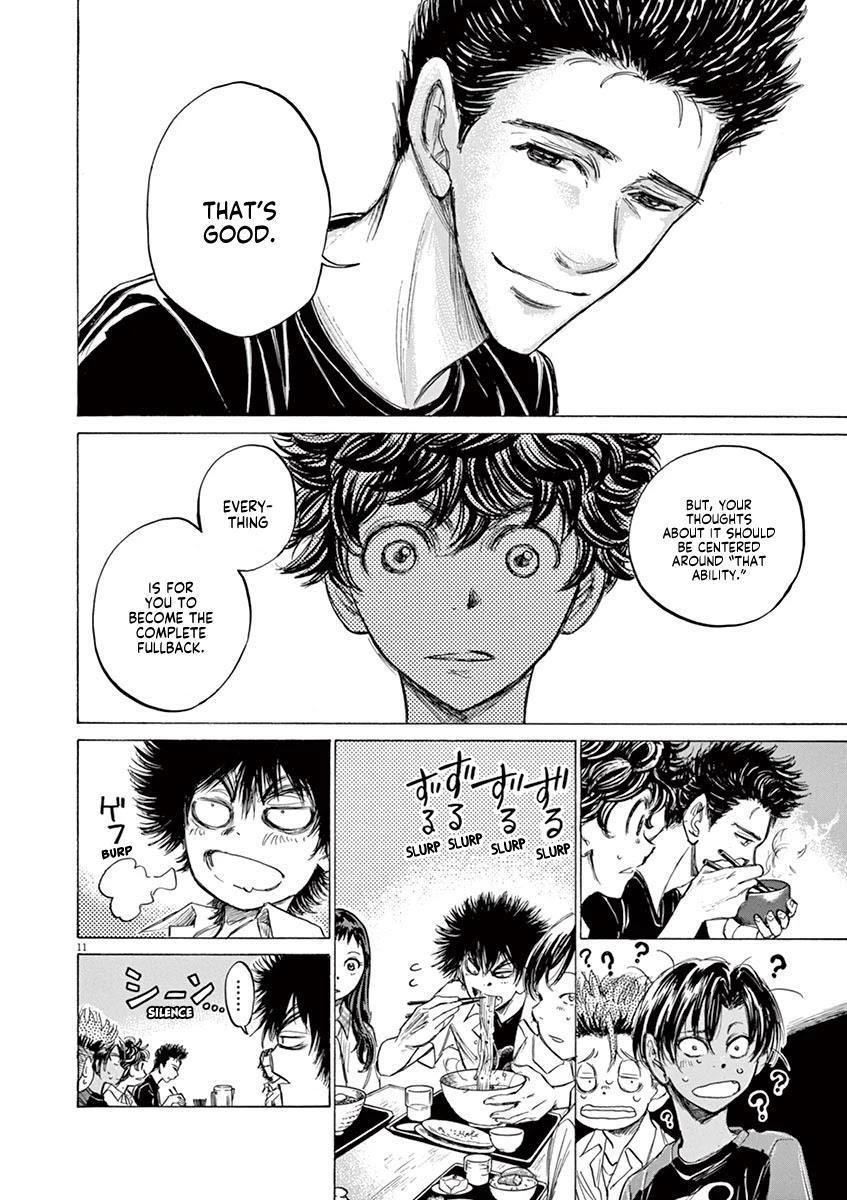 Ao Ashi Chapter 123: At Hinomaru Eatery (2) page 13 - Mangakakalots.com