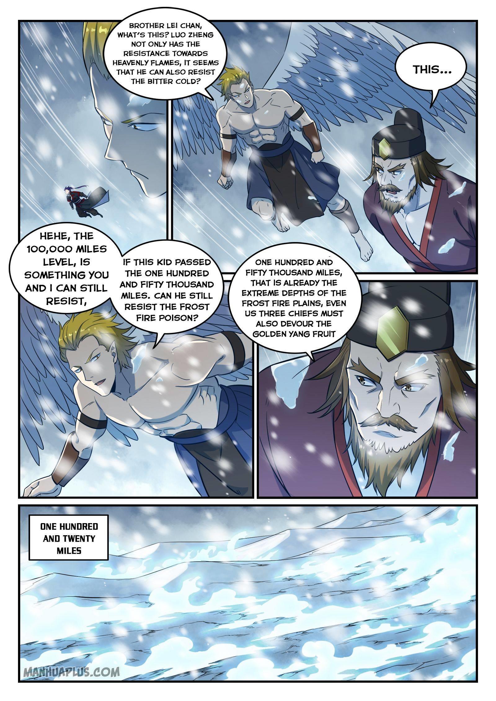 Apotheosis Chapter 754 page 11 - Mangakakalots.com