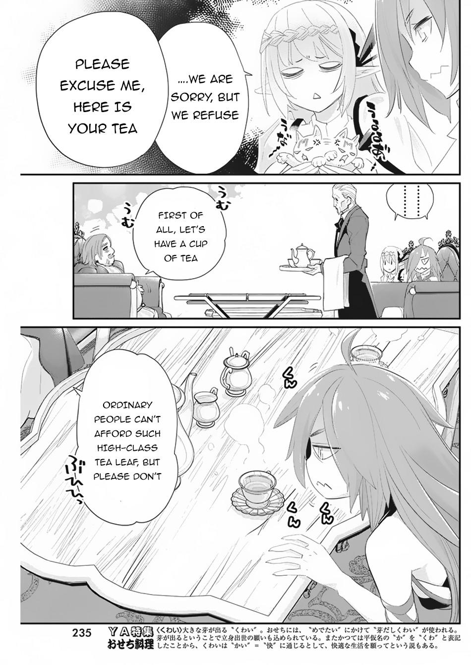 I Am Behemoth Of The S Rank Monster But I Am Mistaken As A Cat And I Live As A Pet Of Elf Girl Chapter 33 page 13 - Mangakakalots.com