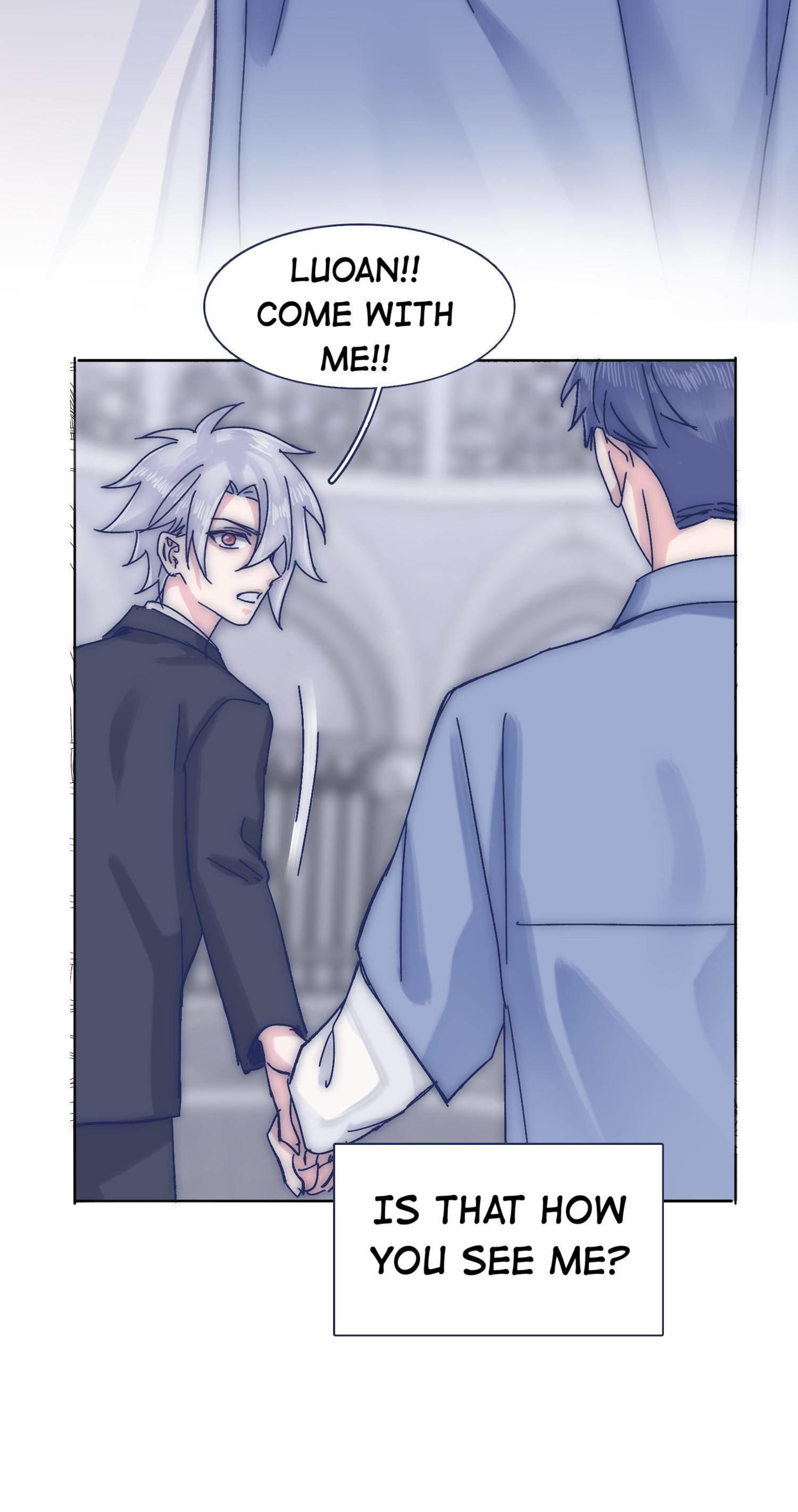 I Offer My Neck To You Chapter 69 page 27 - Mangakakalot