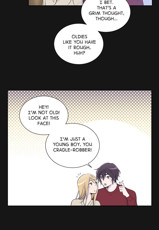 Comedown Machine Chapter 28 page 17 - Mangakakalots.com