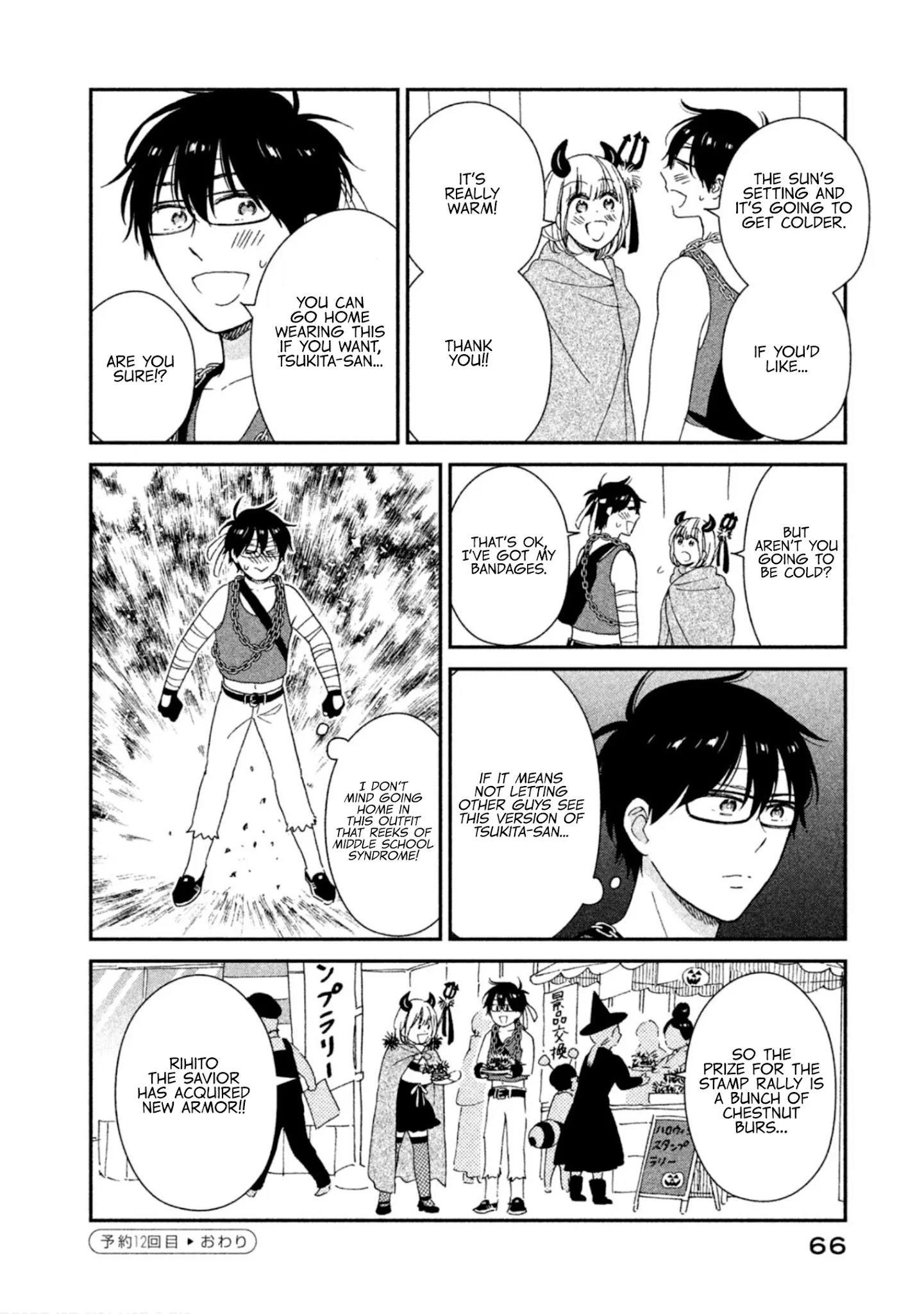 Rental Girlfriend Tsukita-San Chapter 12: 12Th Date page 18 - Mangakakalots.com