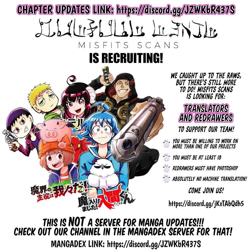 Mairimashita! Iruma-Kun Chapter 210 page 22 - Mangakakalots.com