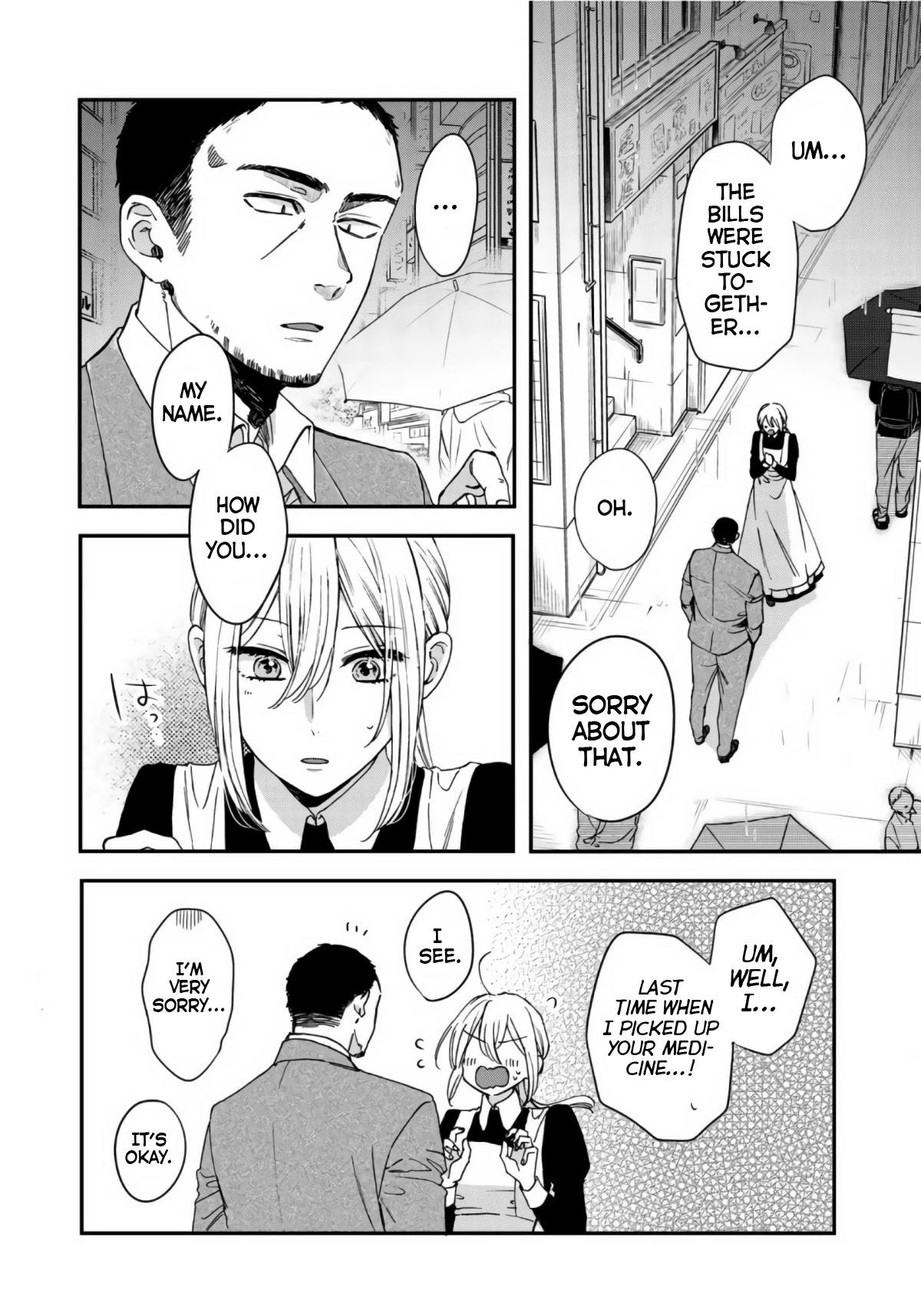 Love Of The Second And Fourth Tuesday Chapter 6: Meeting And Thereafter page 16 - Mangakakalots.com
