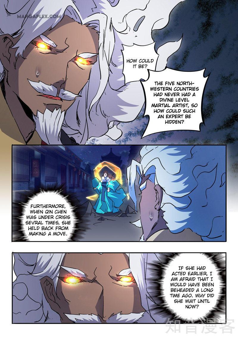 Martial Master Chapter 458 page 3 - Mangakakalots.com