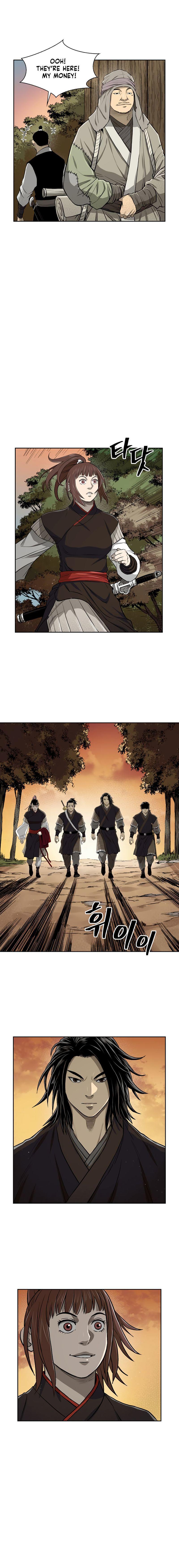 Record Of The War God Chapter 41 page 5 - Mangakakalots.com