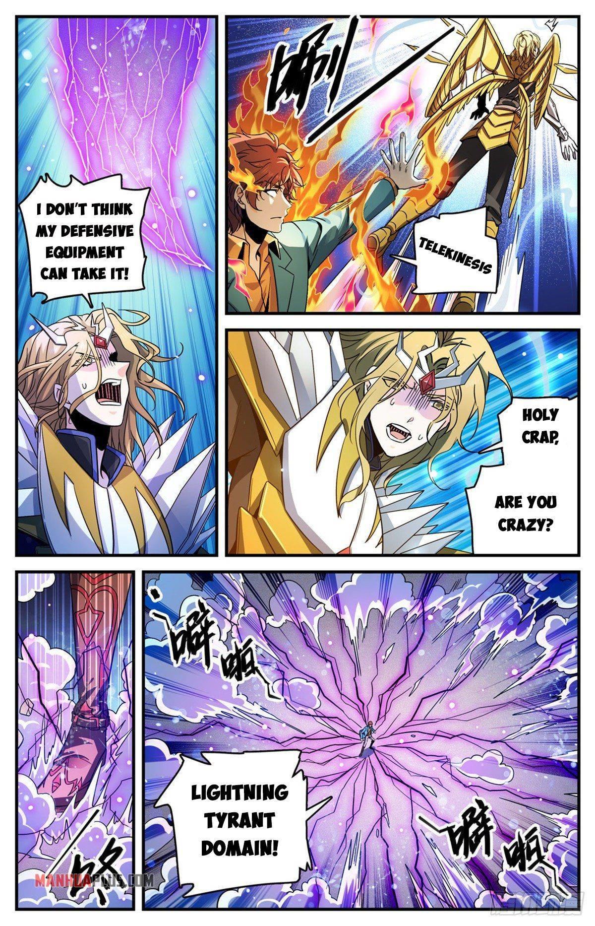 Versatile Mage Chapter 725 page 7 - Mangakakalots.com