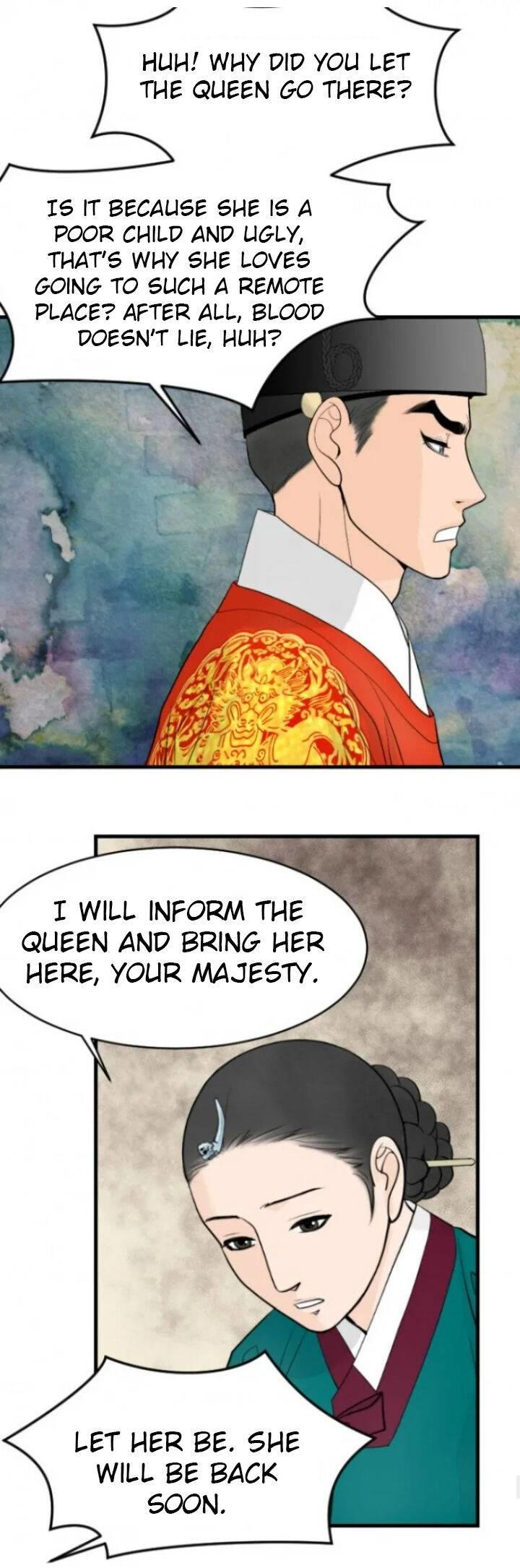 The Queen Of Flowers Chapter 16 page 14 - Mangakakalots.com