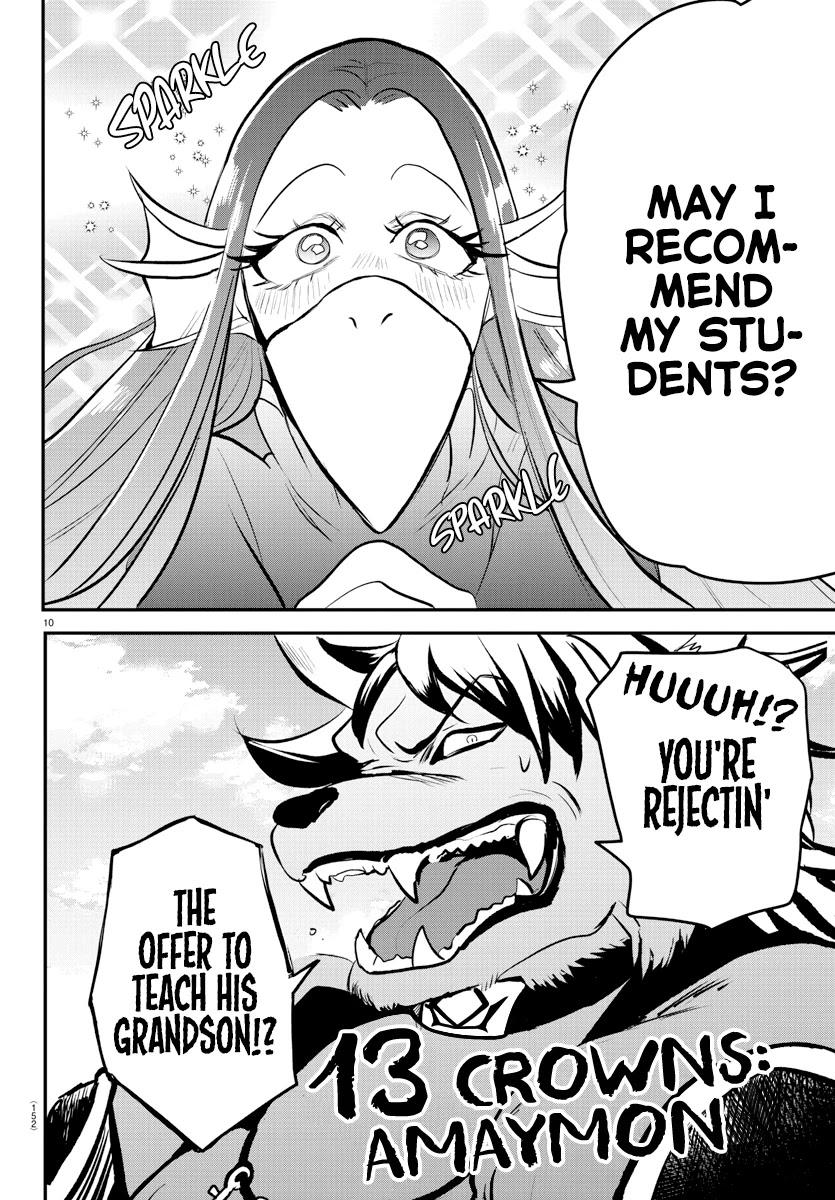 Mairimashita! Iruma-Kun Chapter 213: The Loveliest Memento. page 10 - Mangakakalots.com