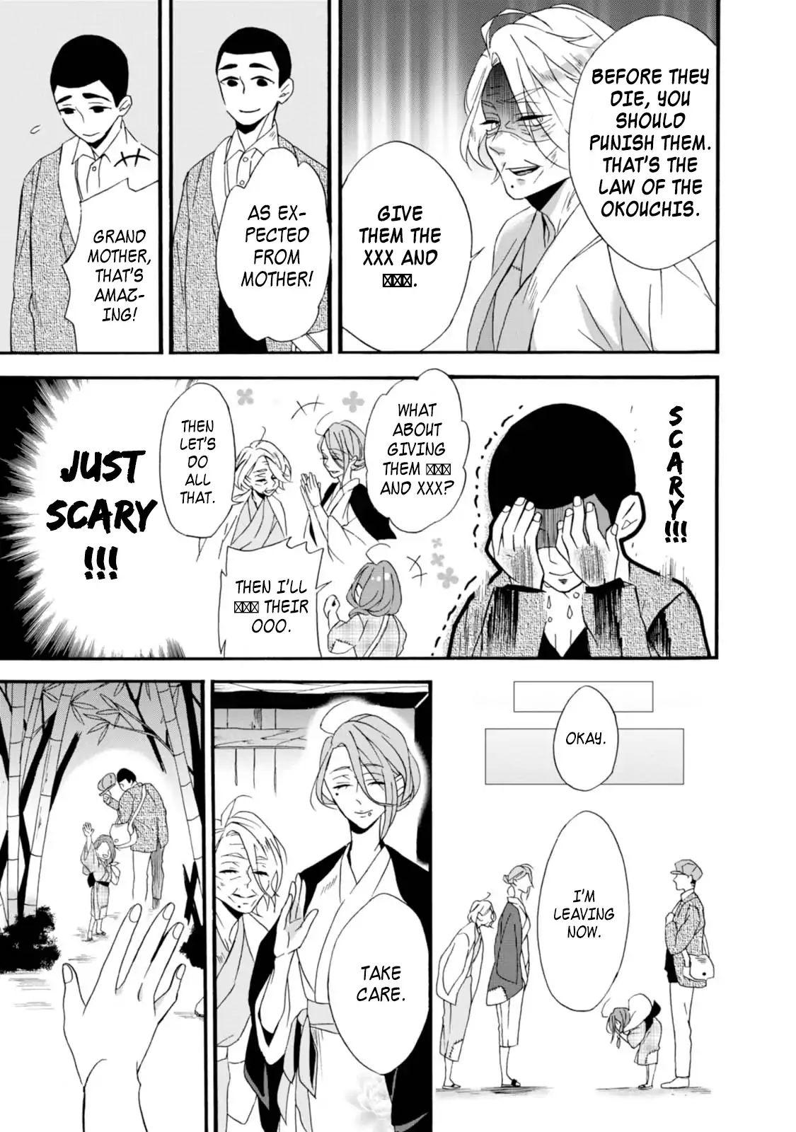 Will You Marry Me Again If You Are Reborn? Vol.1 Chapter 3: Daughter Of Okouchi Family page 25 - Mangakakalots.com
